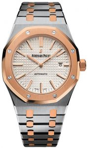 Replica Audemars Piguet Royal Oak Automatic 15400SR.OO.1220SR Watch