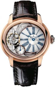 Audemars Piguet Millenary Minute Repeater Pink Gold 26371OR.OO.D803CR.01 replica watch